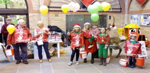 Puddeneck elves in action